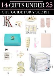 25 dollar gift ideas gift guide for your bff 14 adorable gifts under 25 dollars bff