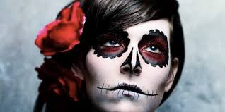 Halloween Makeup Man The Craziest Halloween Makeup We Saw This Year Photos Huffpost