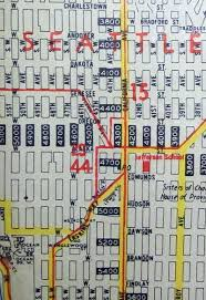 Maps Seattle by Old Maps American Cities In Decades Past Warning Large Images