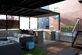 garage rooftop deck west town chicago urban rooftops