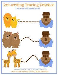 noah u0027s ark preschool pack free printables u2013 mary martha mama