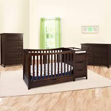 How To Convert Graco Crib To Toddler Bed by Graco Cribs Remi 3 Piece Nursery Set 4 In 1 Convertible Crib