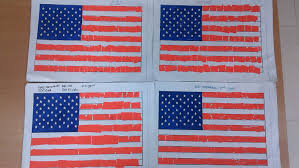 Flag Making Activity Anthems Of The World
