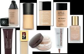my favorite foundations for acne e skin sazan