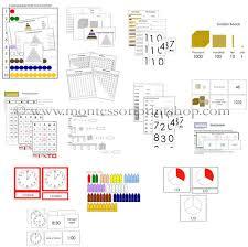 addition addition worksheets montessori free math worksheets