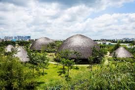 geodesic domes inhabitat green design innovation