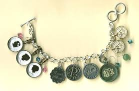 unique charm charm bracelets truly unique truly personal initial outfitters