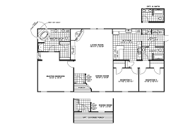 manufactured home floor plan 2010 norris elkmont c series