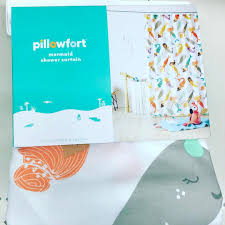 Target Turquoise Curtains by Pillowfort Mermaid Shower Curtain At Target Narwahls