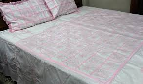 bedsheet bedspread