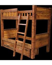 Barnwood Bunk Beds Winter Savings Are Here 27 Barnwood Bunk Bed