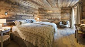 chambre à coucher cosy merveilleux chambre a coucher cosy 7 d233co chalet montagne 99