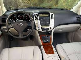 harrier lexus interior lexus rx330 2004 pictures information u0026 specs
