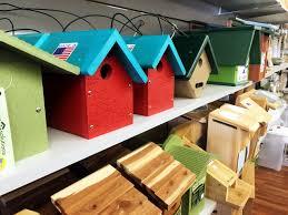 wild bird house