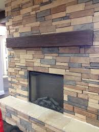 Custom Fireplace Surrounds by Custom Raised Grain Faux Wood Fire Place Mantel Superior