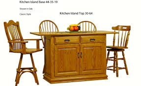 kitchen islands oak kitchen island gallery heritage allwood furniture