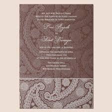 simple indian wedding invitations simple indian wedding invitation wording thatha vinish s