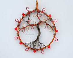 wire ornament etsy