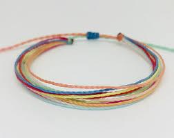 thread cord bracelet images String bracelets etsy jpg