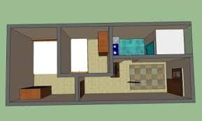 design interior rumah kontrakan new desain rumah kontrakan petak