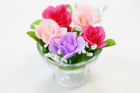 artificial roses free photo flowers artificial flowers free image on