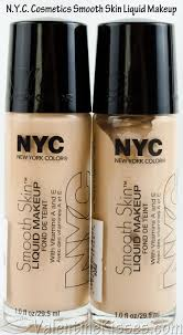 valentine kisses n y c cosmetics smooth skin liquid makeup