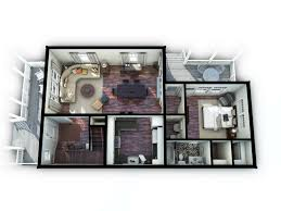 600 Sq Ft Floor Plans by Designing The Small House Buildipedia