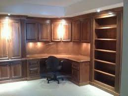 Built In Office Desk Charming Custom Office Desks 39 Wood Desk Chairs Peaceful Design