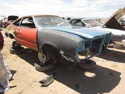1977 ford mustang junkyard find 1977 and 1978 ford mustangs the about cars