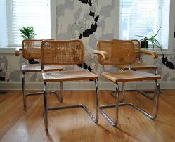 marcel breuer dining table vintage marcel breuer cesca chairs phylum furniture