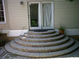 Step Design by Faa Brick Steps Project Gallery