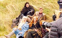 Vanity Fair Cover Shoot Game Of Thrones Images Behind The Scenes Vanity Fair Cover Shoot