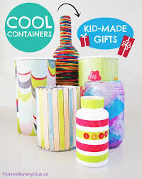 5 cool craft containers kids can make as gifts yummymummyclub ca