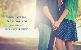 Cute In Love Quotes by Cute And Beautiful Love Wallpaper Free Download Hd All