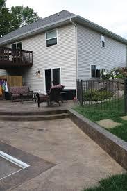 alchemy concrete creates award winning backyard retreat with