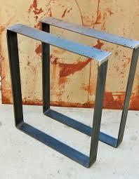 Best  Metal Table Legs Ideas On Pinterest Diy Metal Table - Kitchen table legs