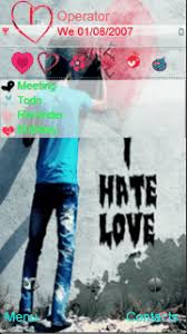 love themes for nokia 5233 hate love theme mobile themes for nokia 5233