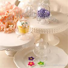 cheap cake stand acrylic clear mini cake stand baby shower party gifts birthday
