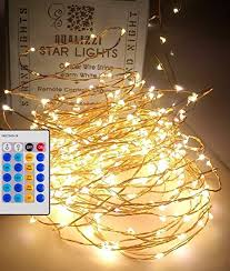 what are fairy lights amazon com led fairy light lights with remote control dimmable