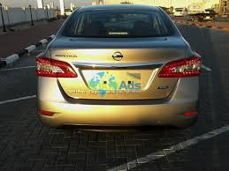 nissan sentra 2014 nissan sentra 2014 with very low mileage for sale used cars ajman