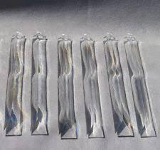 Acrylic Chandelier Beads by Triangle Prism Ebay