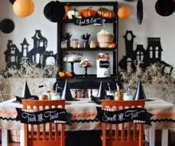 Home Interior Party by Reimagining Your Den U0027s Decor For A Spooky Halloween Party