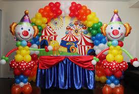 circus balloon interior design circus themed balloon decor home decor interior