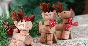 how to make adorable wine cork reindeer simplemost