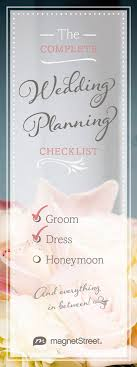 complete wedding checklist wedding planning checklist free wedding checklist magnetstreet