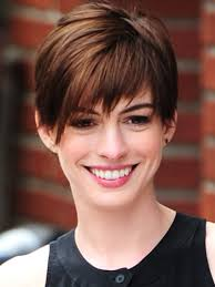 shortest hairstyle ever the best short cuts ever anne hathaway pixie celebrity short