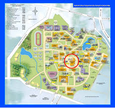 Notre Dame Campus Map The 13th Taiwan Nuclear Physics Summer
