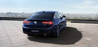 all new vauxhall insignia grand sport vauxhall