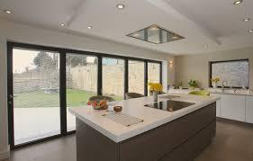 bi fold doors for kitchen extensions kitchen bi fold doors