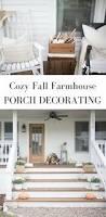fall farmhouse front porch porch cozy and farmhouse front porches